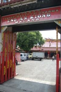 Klenteng En An Kiong Kota Malang