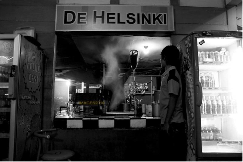 De Helsinki Cafe - Salah satu warung kopi di Kota Banda Aceh