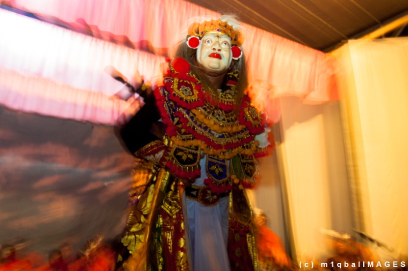 Barong Beraksi - Salah satu kesenian khal Pulau Dewata - Bali, Indonesia kaya seni. #IndonesiaHebat